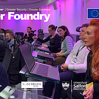 Greater Manchester Cyber Foundry - Fully Funded Programme