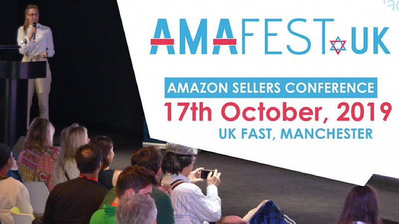 Amafest UK - A Full Day Conference for Amazon Sales