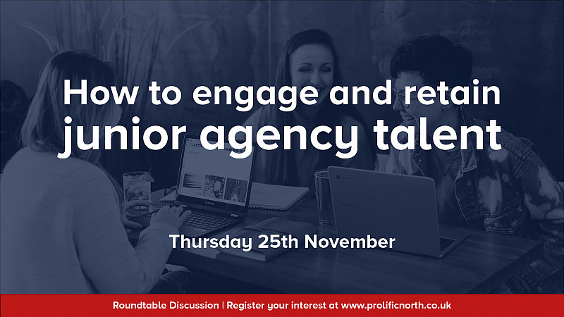 How to engage and retain junior agency talent