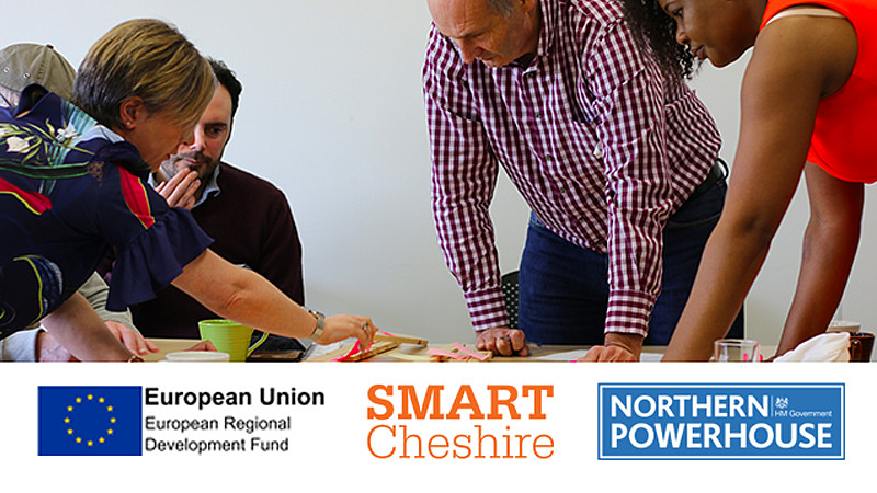 SMART Cheshire Innovation Launchpad: Workshops to develop new products, processes and services