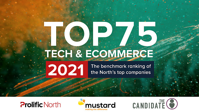 Top 75 Tech & Ecommerce Companies 2021 Reveal
