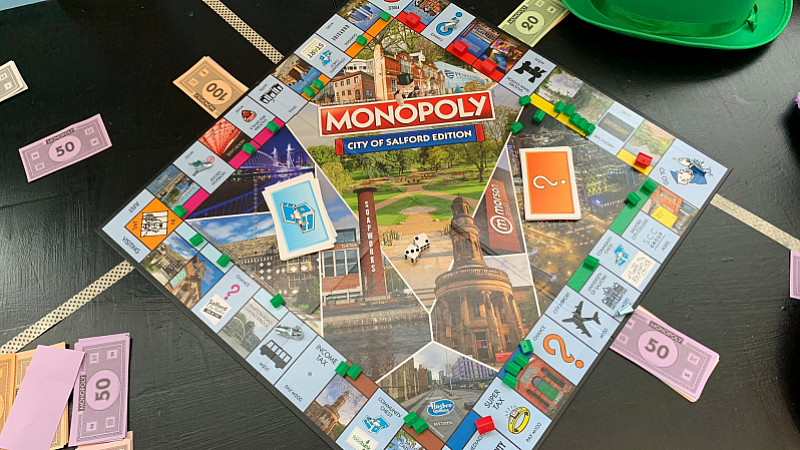 Monopoly Salford