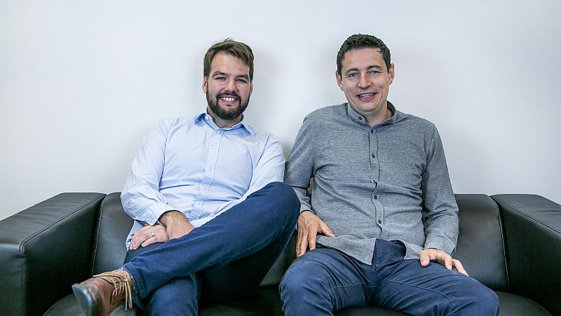 Daniel Hinkley & Declan Sweeney, GoXchange