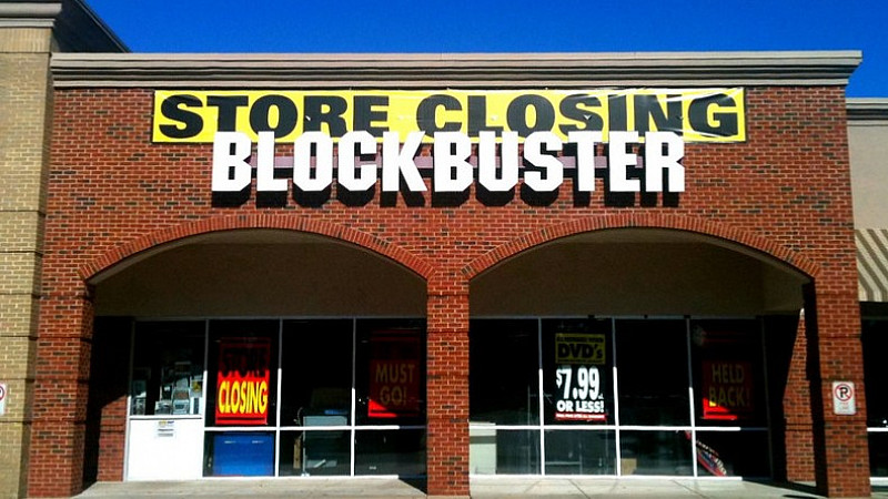 Don't be the next Blockbuster