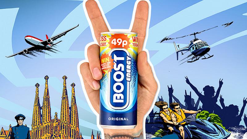 Boost Drinks