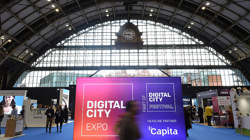 Digital City Expo, part of Digital City Festival