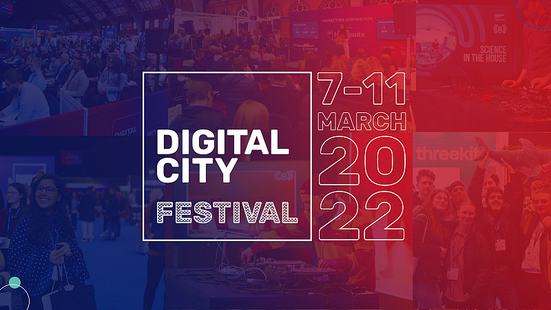Digital City Festival, 7 - 11 March 2022 with photos of past editions