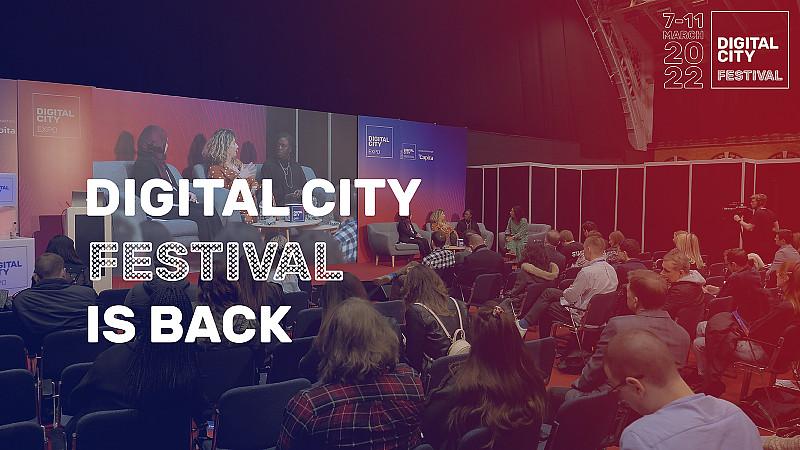 Digital City Festival is back for 2022