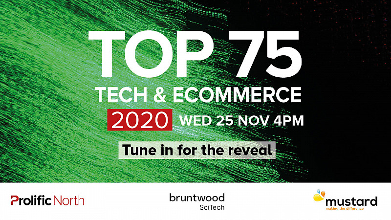Top 75 Tech & eCommerce Companies Reveal