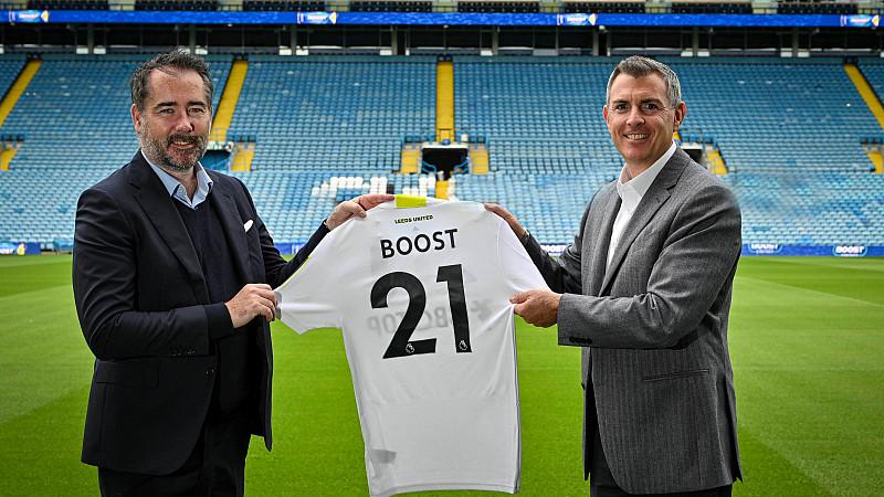 Leeds - Boost