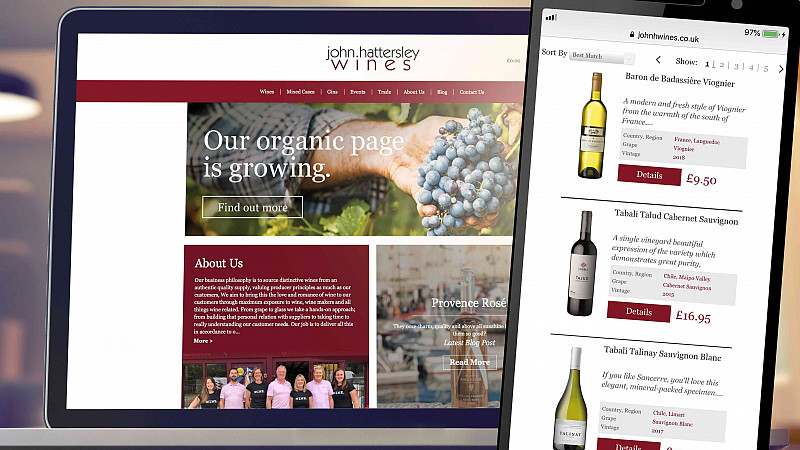 Hattersley Wines