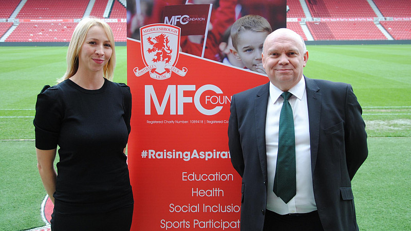 Mabo appointed by Middlesbrough FC charity arm Prolific North