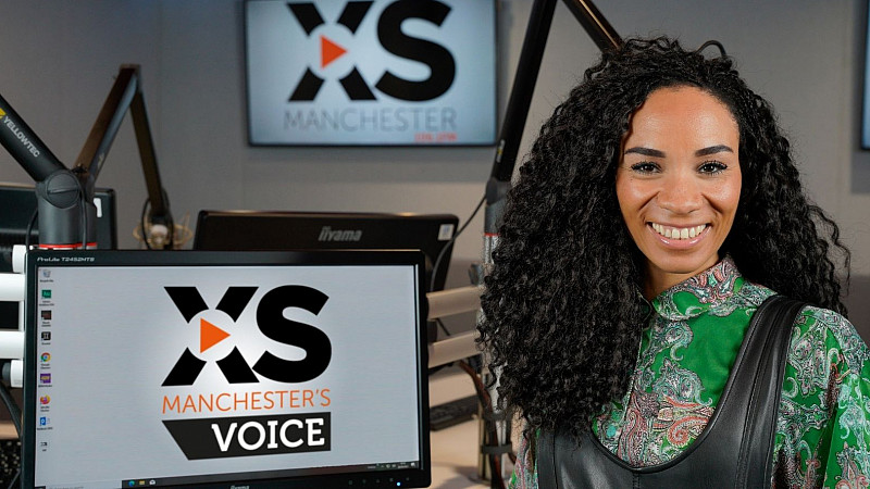 XS Radio Michelle Ackerley