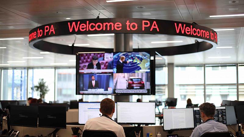 PA Media