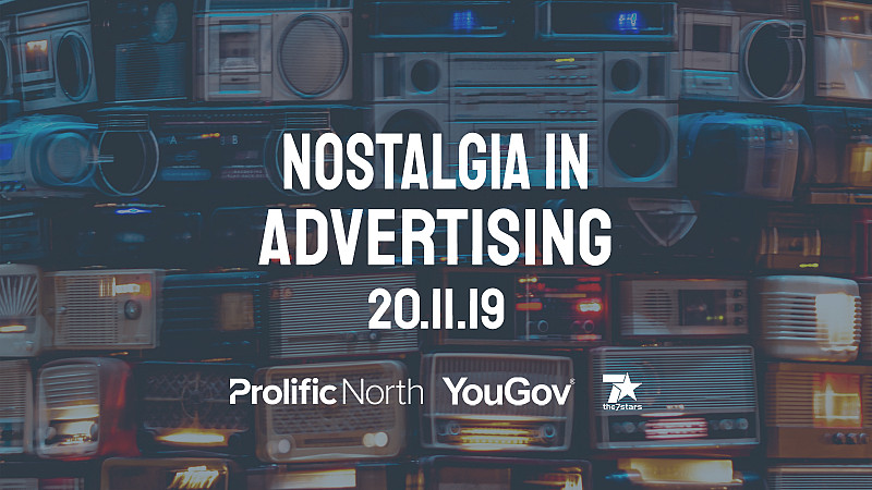 Nostalgia in Advertising evening - panel, white paper launch & networking drinks