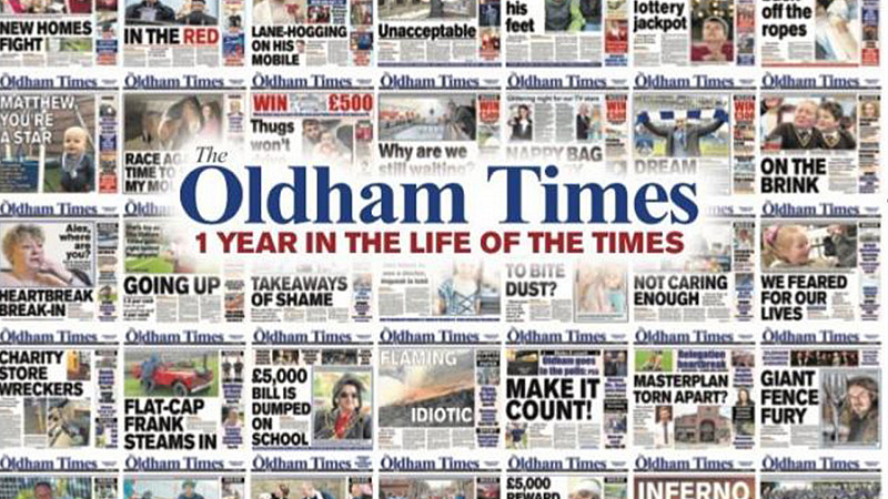 oldham times demonstrates how important having a local. Black Bedroom Furniture Sets. Home Design Ideas