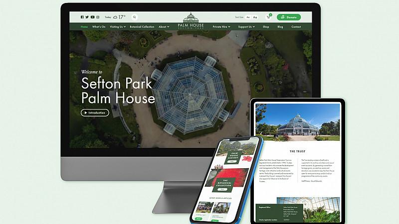 Pixel Kicks - Sefton Park Palm House