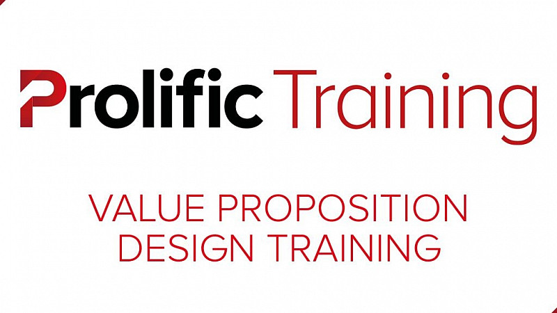 Value Proposition Design Training