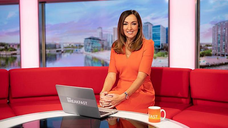 Sally Nugent BBC Breakfast