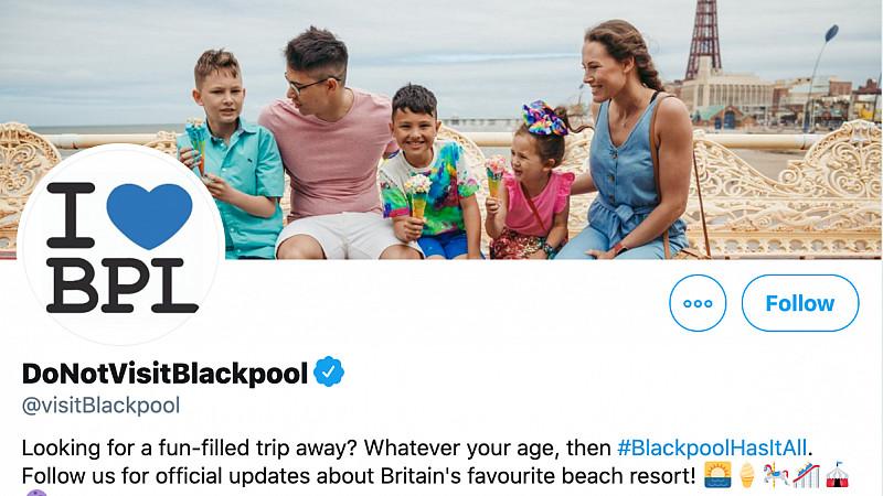 Visit Blackpool