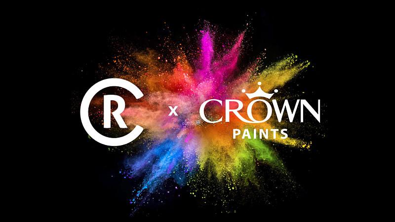 Crown Paints CreativeRace