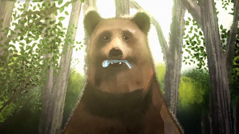 Northforge bear video