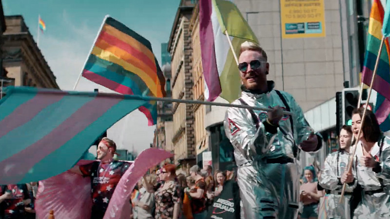 Manchester Pride documentary