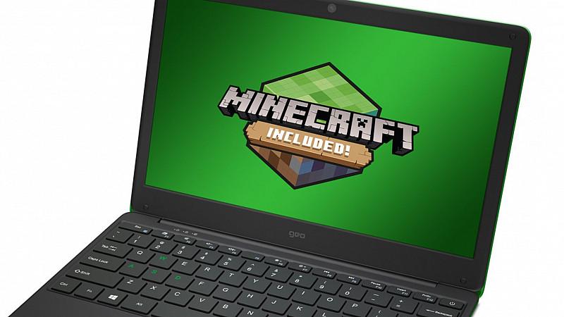 Minecraft Geo book