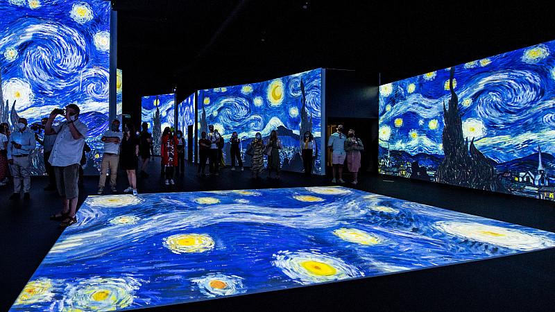 Van Gogh Alive - Carousel