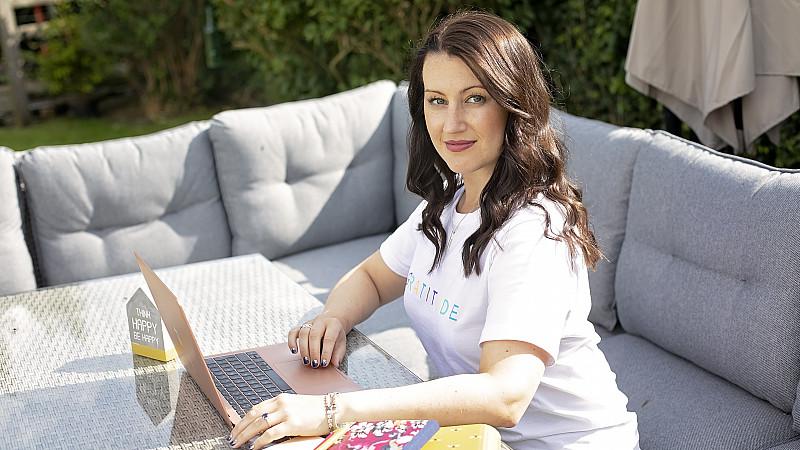 Rhiannon Bates, Founder of Garnet PR