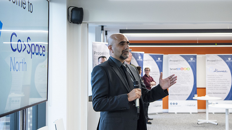 Amjid Mohammed, Healthcare Engineering