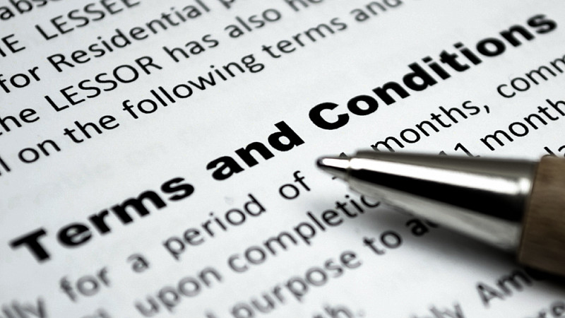 Terms & Conditions   Prolific North