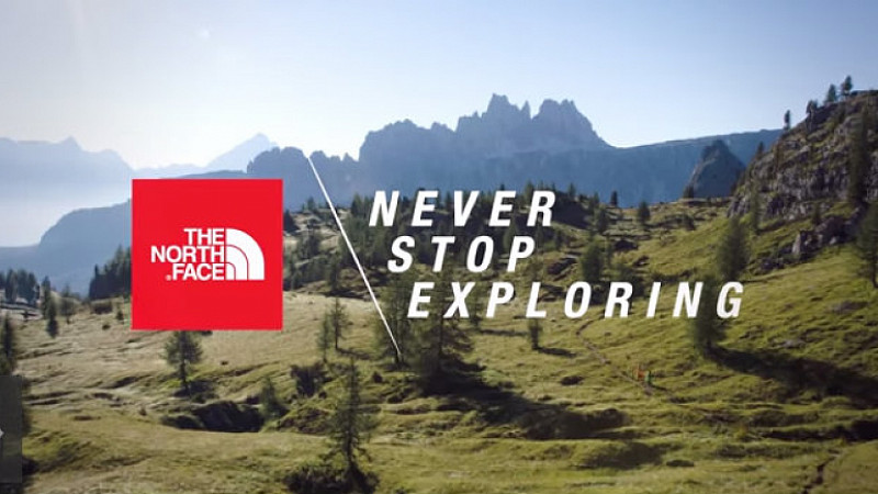 the north face advertising campaign and The north face launches the largest campaign in its history.