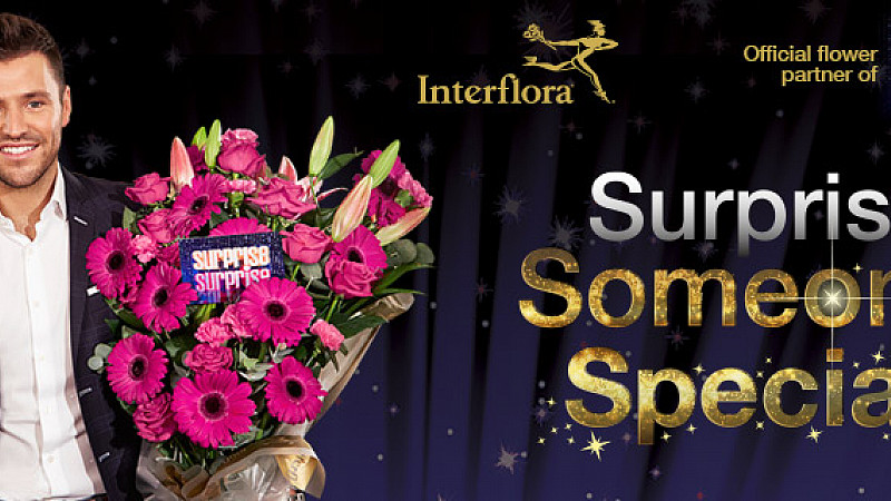 Interflora Appoints Home For Surprise Surprise Campaign Prolific North
