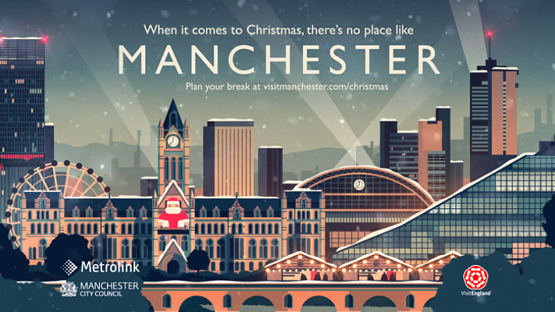 This year's Manchester Christmas advert released | Prolific North