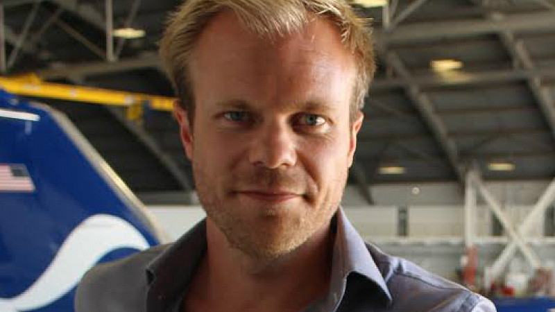 Points North: Simon King, BBC Radio 5 live weatherman Prolific North