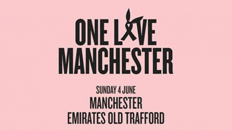 One Love Manchester to air live across television, radio
