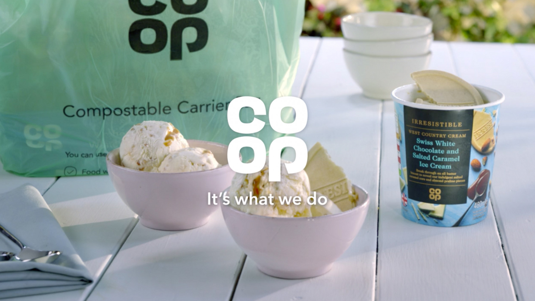 Image result for the coop sustainabilitiy