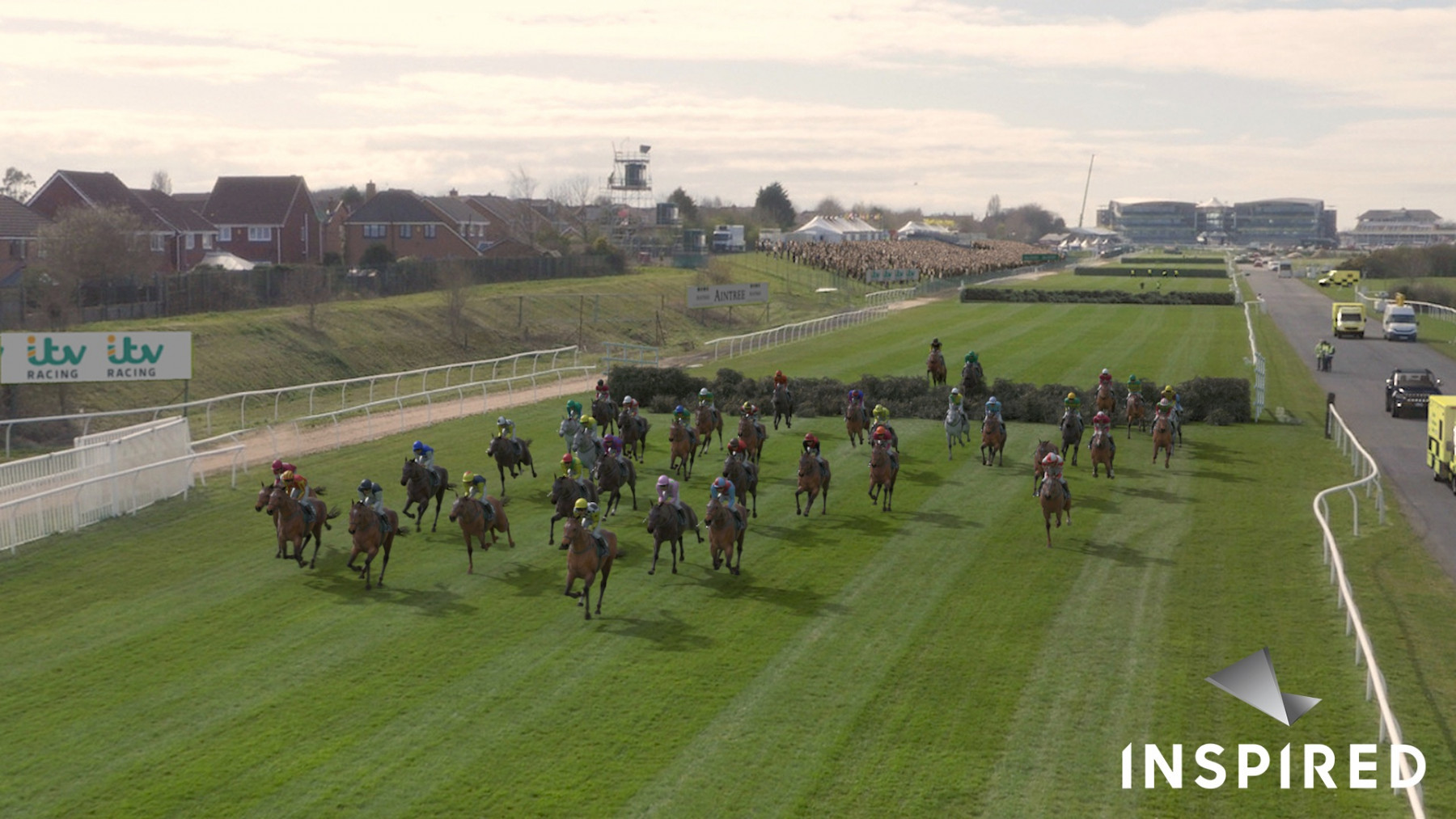Virtual Grand National pulls in 4.8m TV audience
