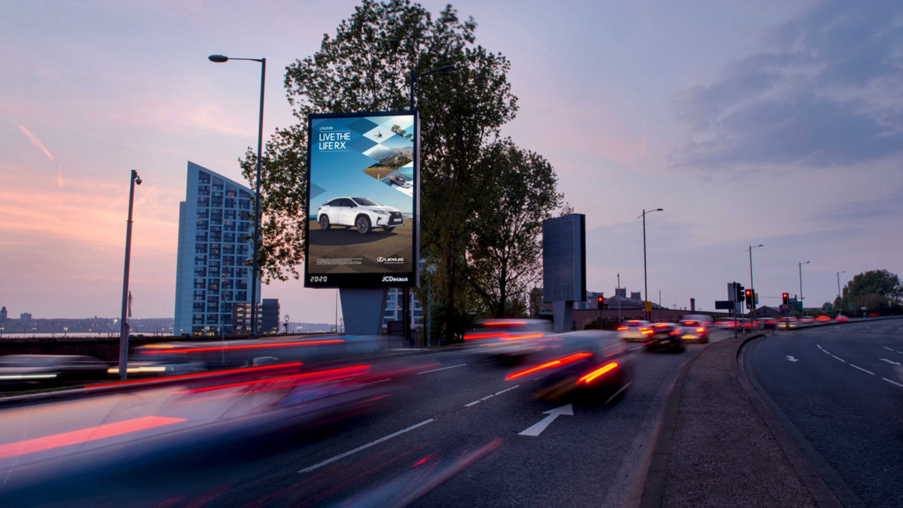 Liverpool Hopes For Million Pound Out Of Home Advertising