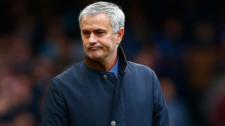 José Mourinho to start new job ... as host on Russian TV show