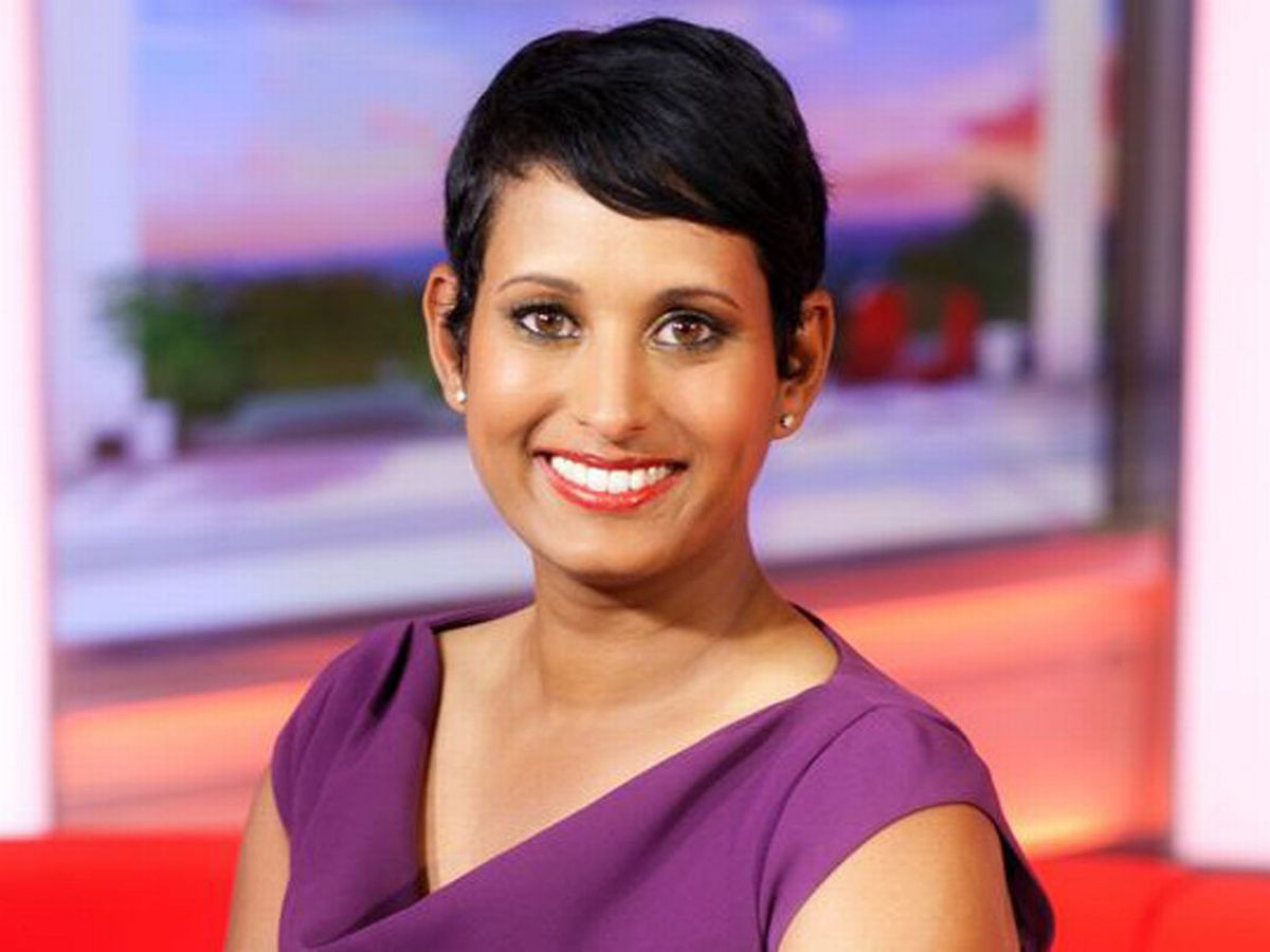 Naga Munchetty breached BBC guidelines by calling Trump tweet 'racist'