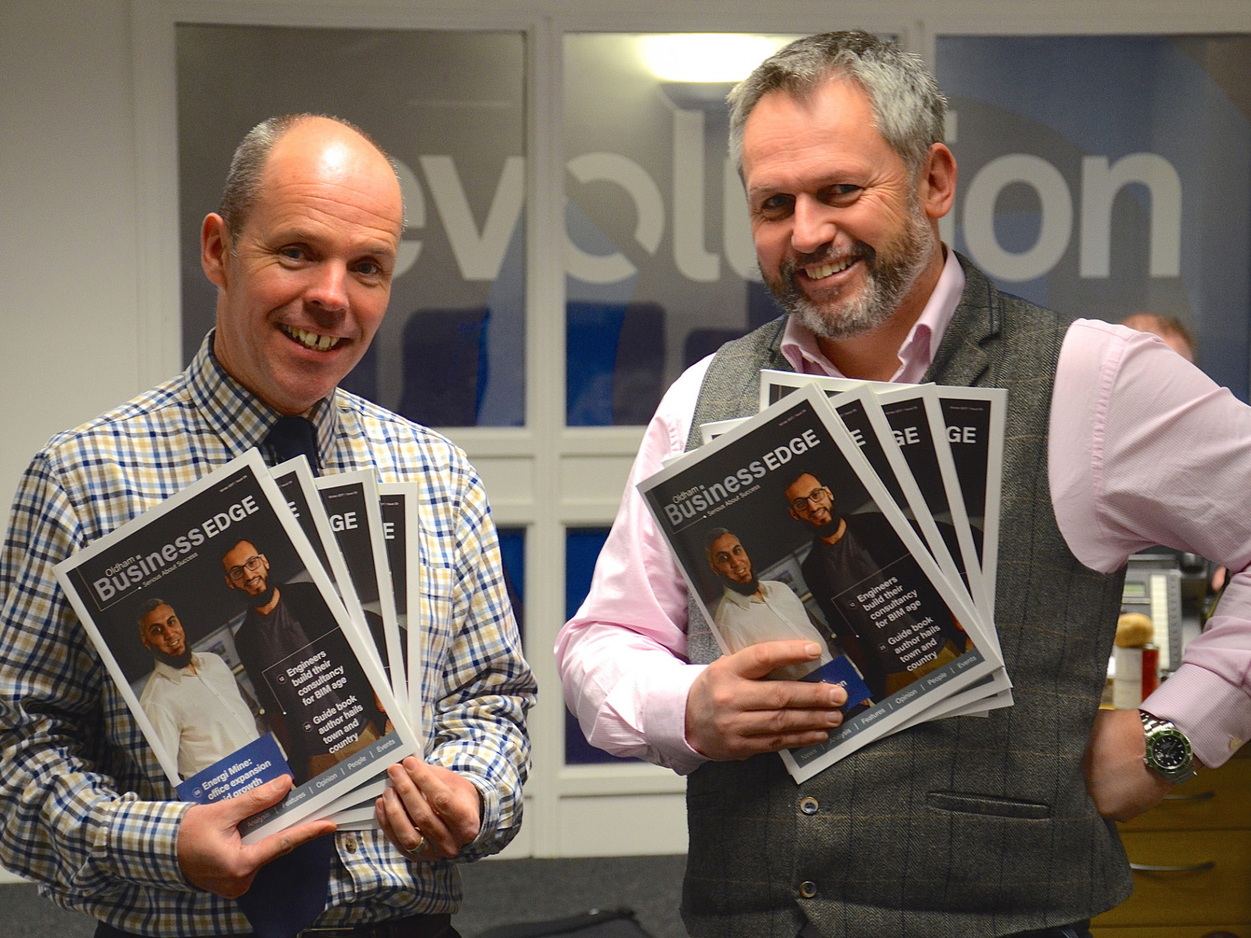 Oldham Business Edge relaunched by Revolution 96.2 ...