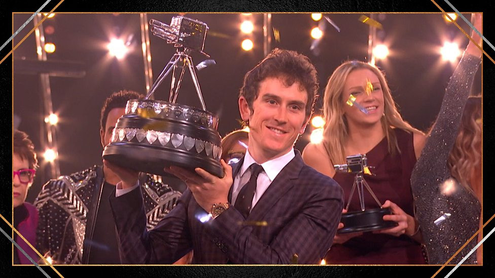 Geraint Thomas voted BBC Sports Personality of the Year