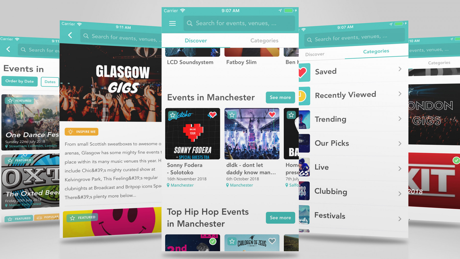 Music news: a selection of sites