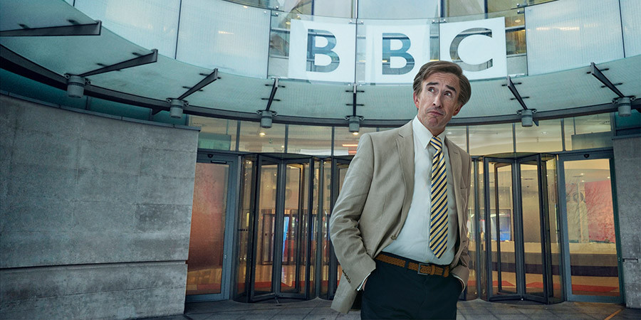 Filming begins on new Alan Partridge series for BBC One