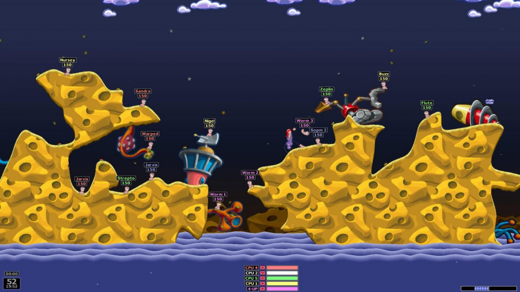 Video game developer reveals float plans