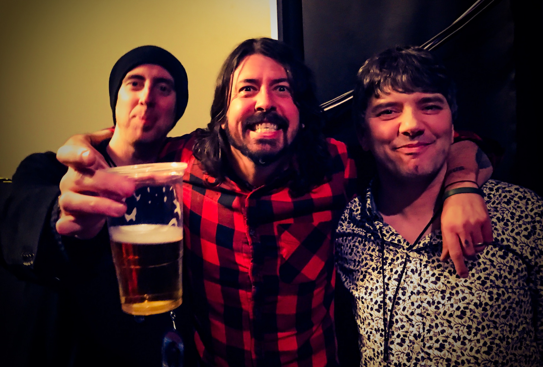 Modern English Foo Fighters Campaign Gains 20m Online