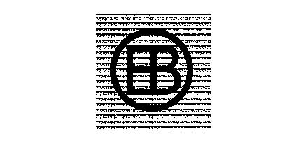 EB Creative black logo