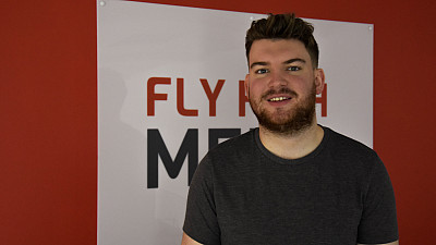 Matt Pyke, Fly High Media